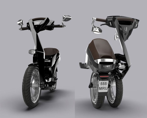 UJET Electric Scooter
