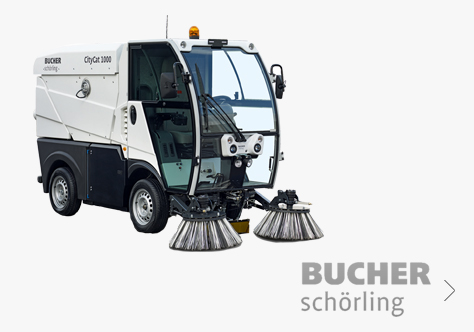 Bucher Sweeper